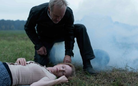 GEFANGEN ein Film von Elke Hauck